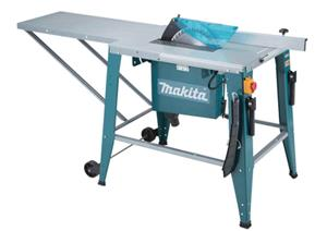 HEAVY DUTY TABLE SAW MACHINE - W/-TCT BLADE