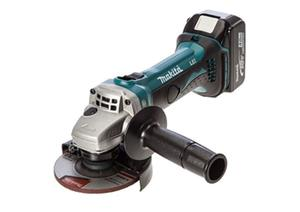 CORDLESS LI-Ion ANGLE GRINDER W/-LED (UNIT ONLY)