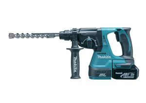 CORDLESS LI-Ion 3 MODE ROTARY HAMMER W/-LED