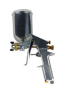 SMALL ROUND NOZZLE GRAVITY TYPE SPRAY GUN - 100 ML TANK