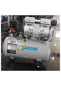 OILLESS SILENT AIR COMPRESSORS 1 HP - 30 LTR (+WATER FILTER)