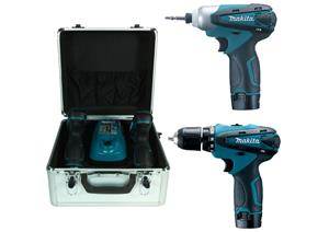 CORDLESS LI-Ion COMBO KIT (DF 330 + TD 330)