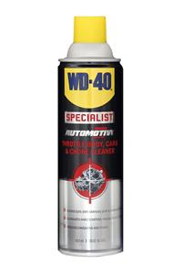 THROTTLE & CARBEURATOR CLEANER 450 ml