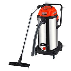INDUSTRIAL VACUUM CLEANER 70 LTR STAINLESS TANK (WET & DRY)
